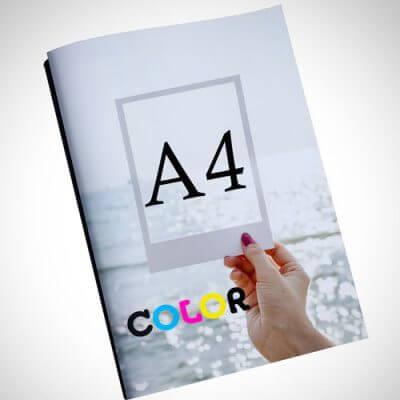 Fotocopias color A4 0,08€