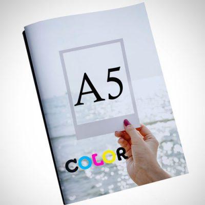 Copias color A5