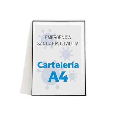 Carteles de Seguridad Prediseñados para tu local, negocio, oficina 21×30 cm