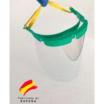 Lote 40 Máscaras de protección facial homologadas – caja completa 40 und.- 4,80 €(iva incl.)x máscara