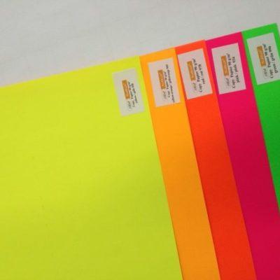 Carteles publicitarios Neon A4 – A3 – 45×32 SRA3